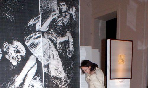 Wystawę prac Bruno Schulza