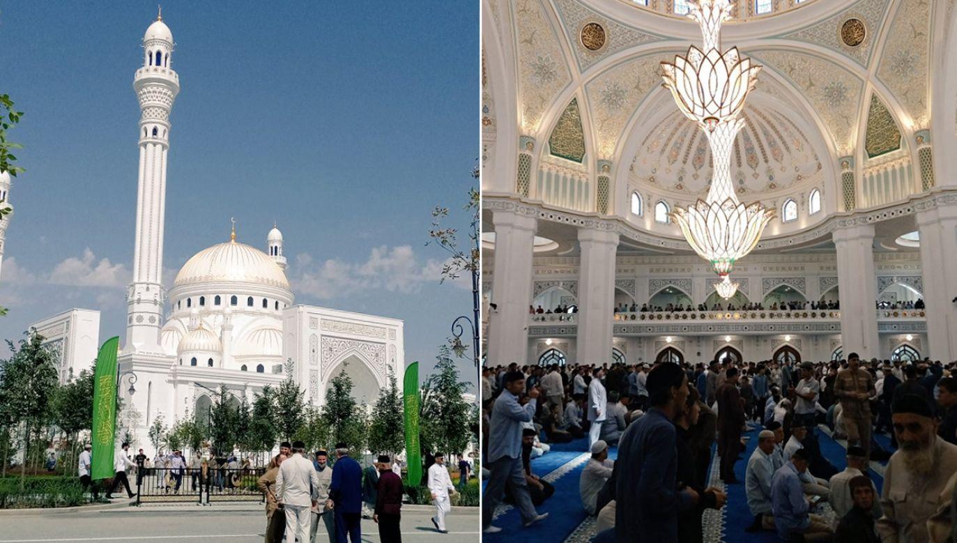 Meczet nosi nazwę Duma Muzułmanów im. Proroka Mahometa (fot. TT/Al-Hafiz Nafiu Usman Ibrahim)
