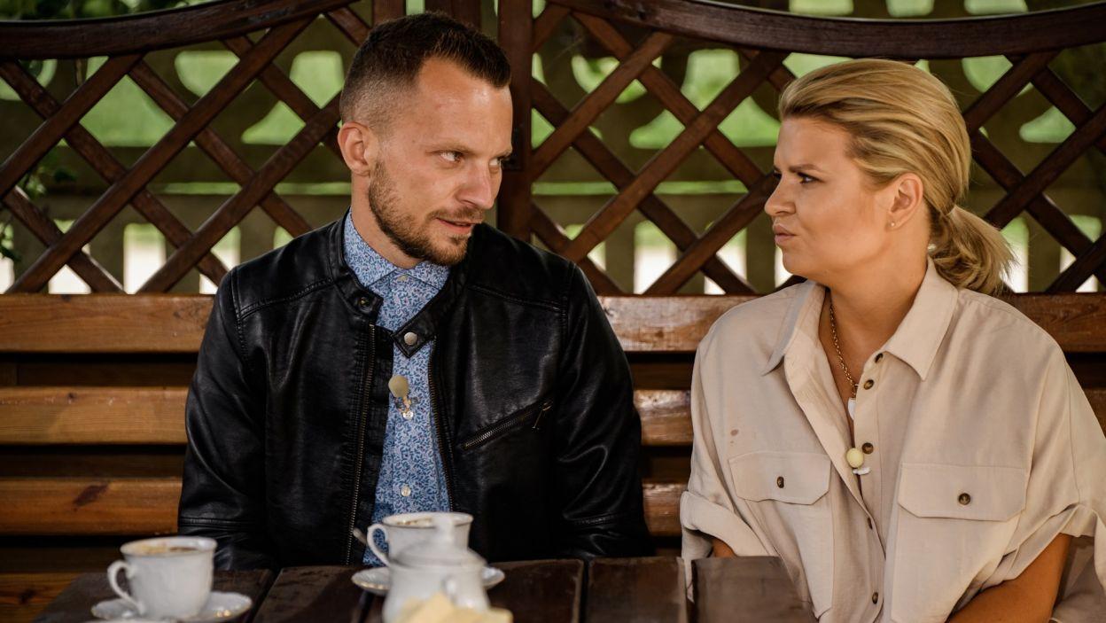 Dawid wie, czego chce. Jest zdecydowany na związek i założenie rodziny (fot. TVP)