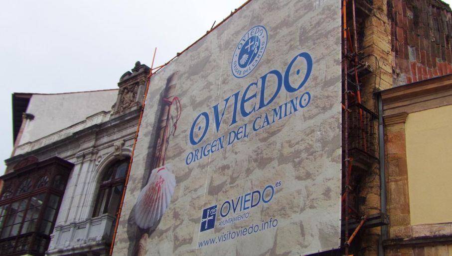 W Oviedo rozpoczęło się pielgrzymowanie do Santiago de Compostela (fot. portal tvp.info/Beata Sylwestrzak)