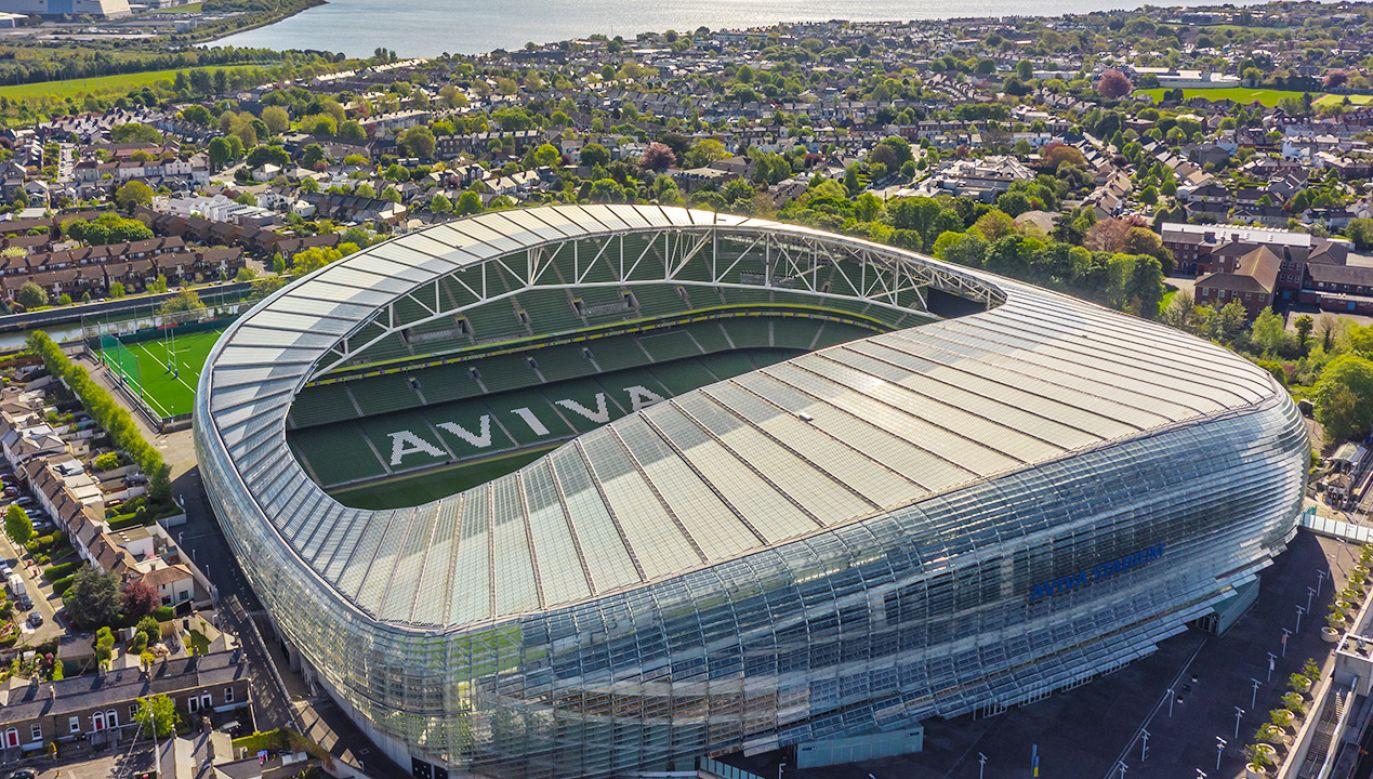 Dublin oznajmił, że nie będzie w stanie przyjąć kibiców podczas Euro 2020 (fot. Shutterstock)