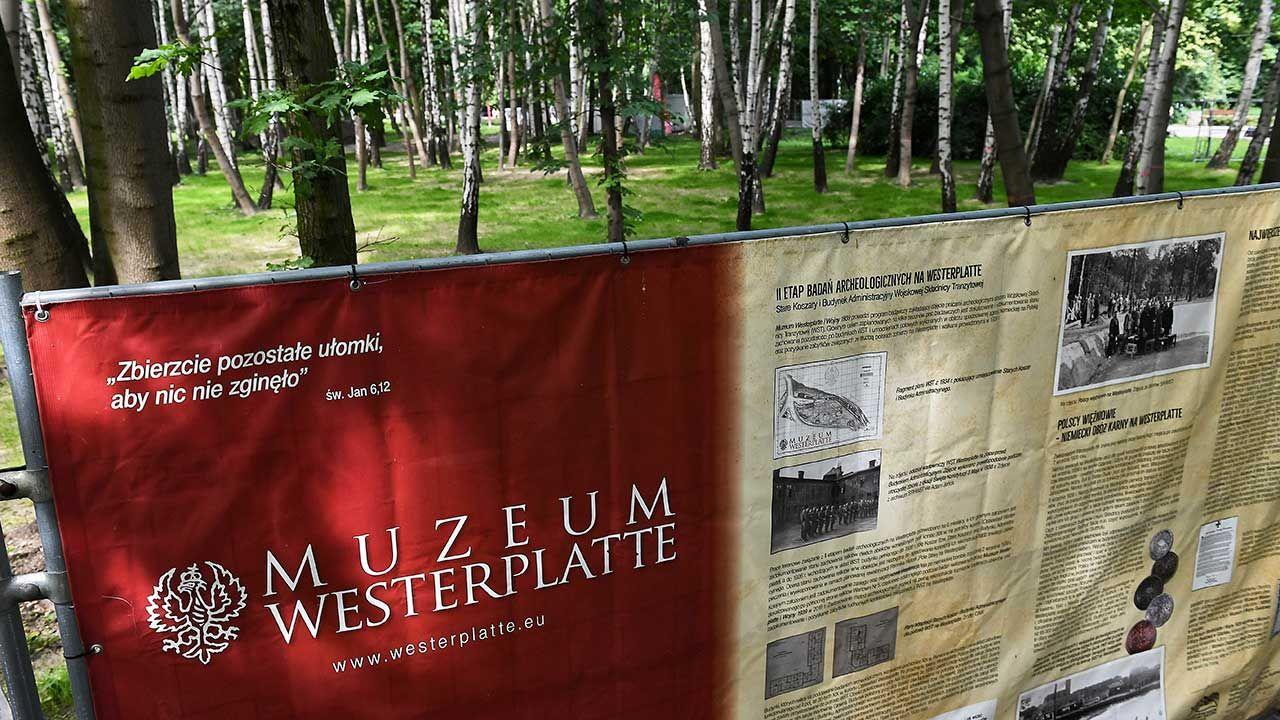 Demokratycznie wybrana większość przesądzi, czy te tereny mają stać się miejscem nowego muzeum państwowego – powiedział wicepremier Gowin (fot. PAP/Adam Warżawa)