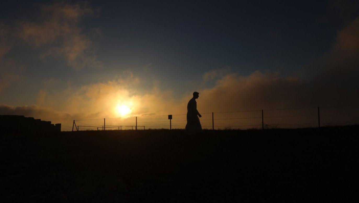 Między konfliktem w 2014 roku a ostatnią wojną niewybuchy zabiły lub zraniły 189 osób (fot. PAP/EPA/ALAA BADARNEH)