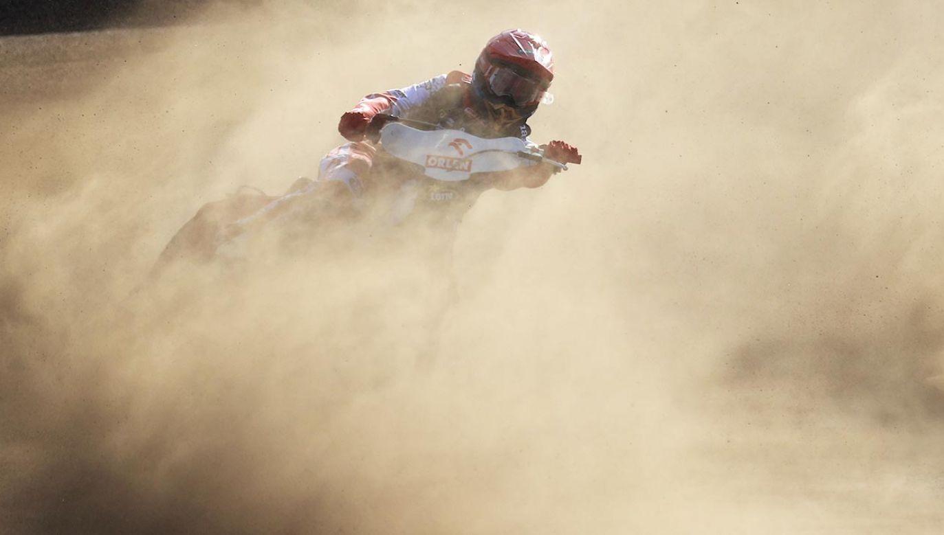 Speedway of Nations rozgrywane było w Manchesterze (fot. PAP/Andrzej Grygiel)