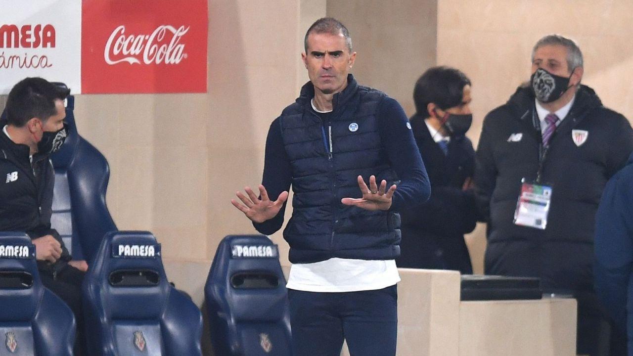 Liga hiszpańska. Trener Gaizka Garitano zwolniony z Athletic Bilbao (sport.tvp.pl)