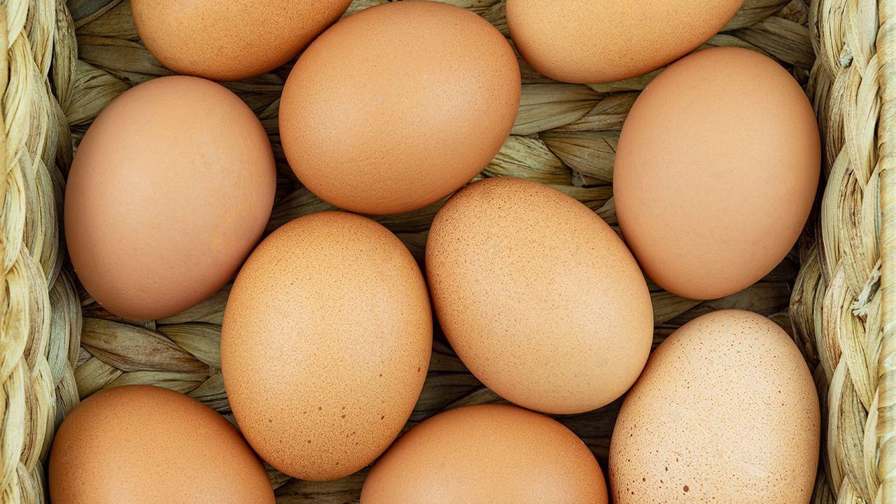 Jaja z zakwestionowanych partii zostaną zutylizowane (fot. Shutterstock)