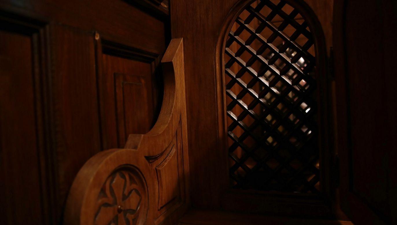 Tam gdzie wzmógł się grzech, tam obficiej rozleje się łaska (fot. PAP/Łukasz Gągulski)