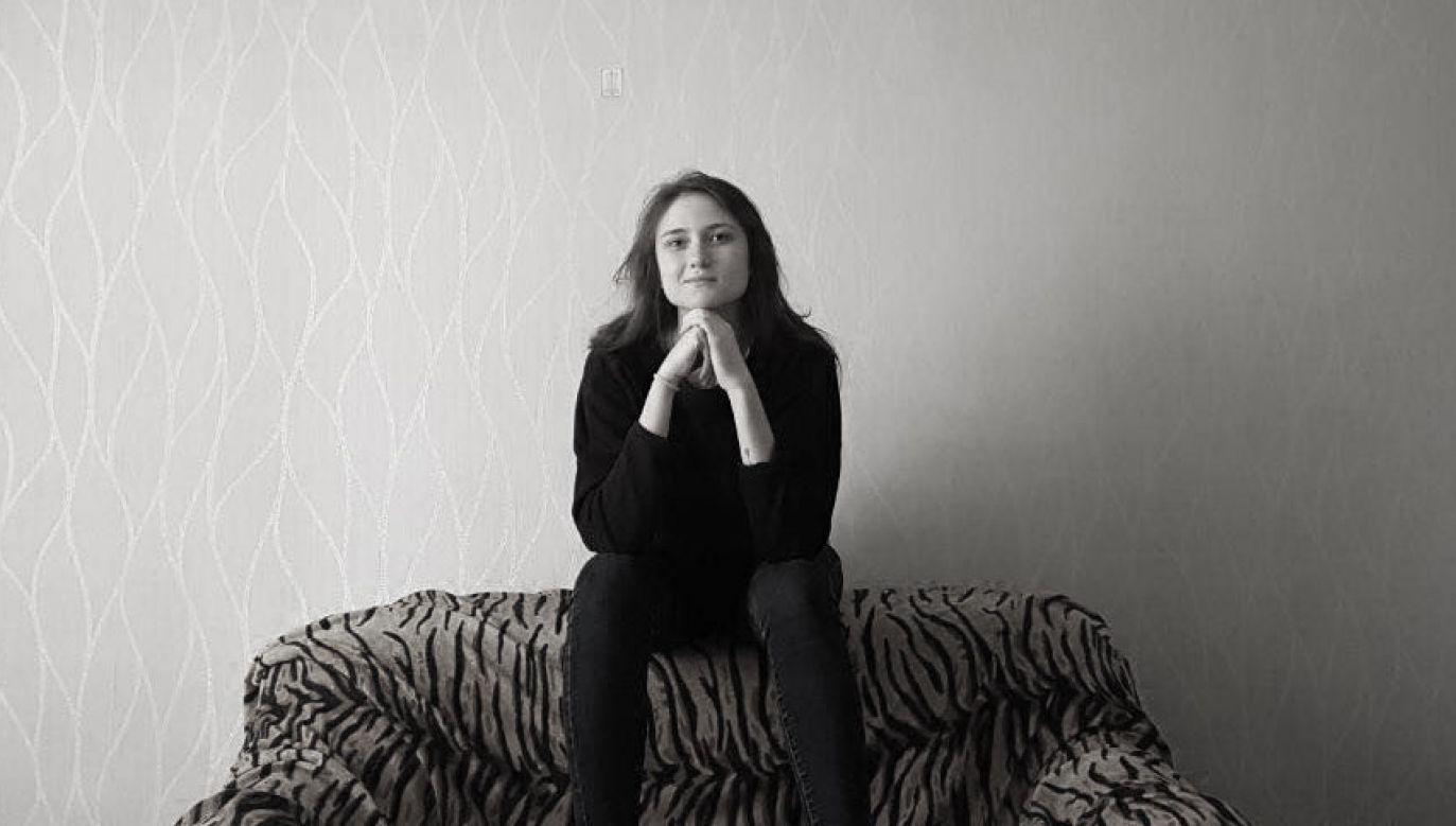 Liubou Ziemcowa miała 28 lat (fot. Facebook/ Lybov Zemtsova)