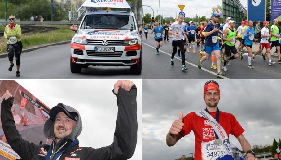 Gwiazdy na trasie polskiej edycji Wings For Life World Run