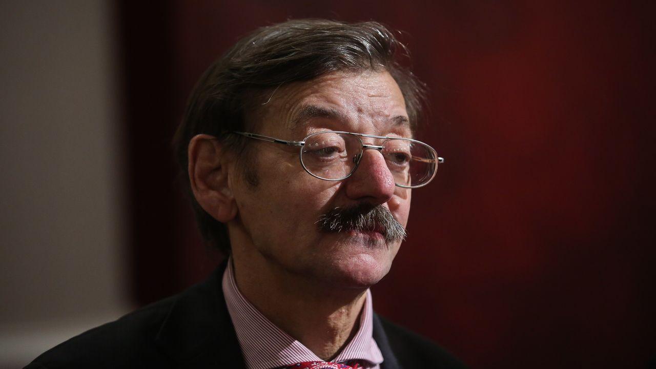 Jerzy Targalski (fot. PAP/Rafał Guz)