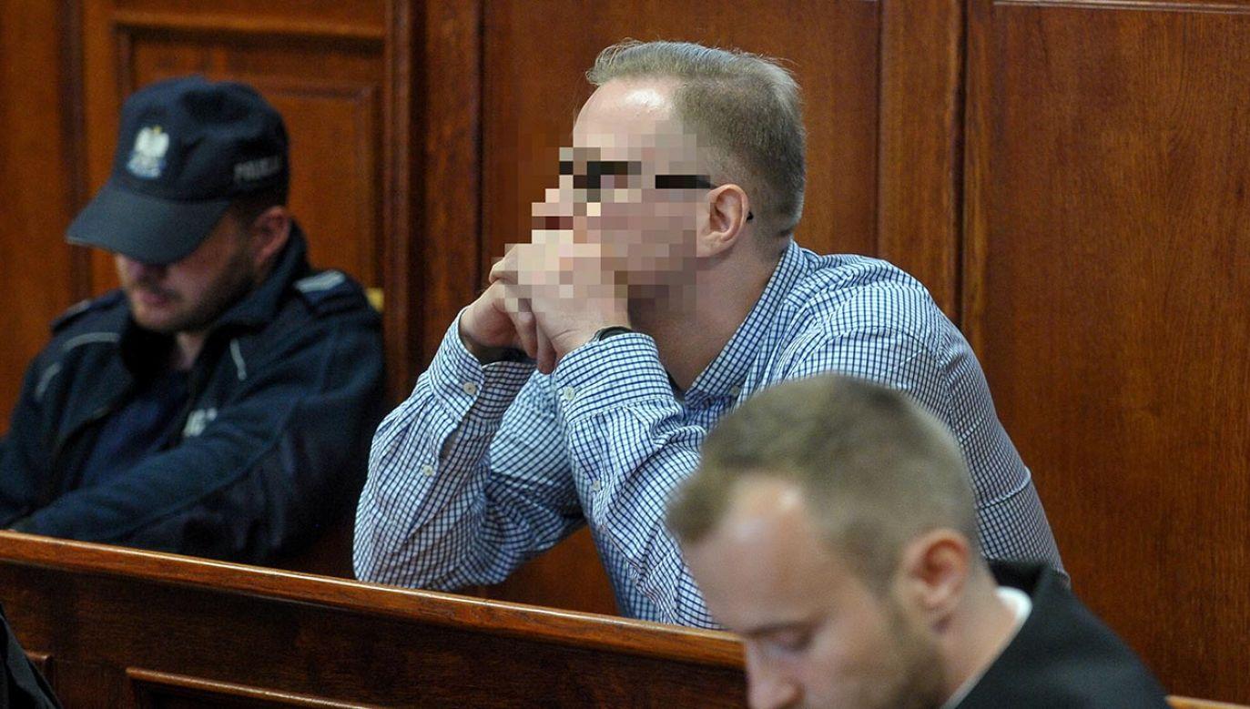 Obrońcy Mariusza B. złożyli kasację od wyroku za zabójstwo czterech osób (fot. PAP/Marcin Obara )
