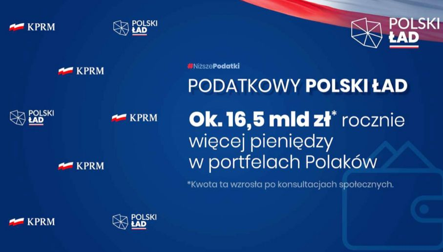 Na zmianach skorzystają miliony Polaków (fot. mat. pras.)