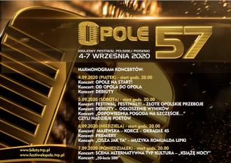 Startuje limitowana sprzedaż biletów na 57. Krajowy Festiwal Polskiej Piosenki w Opolu!