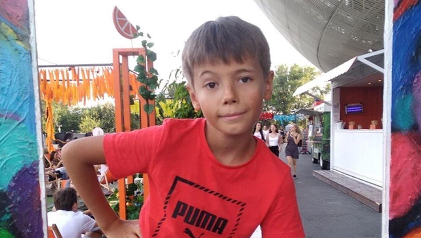 Zaginięcie 9-latka (fot. Policja)