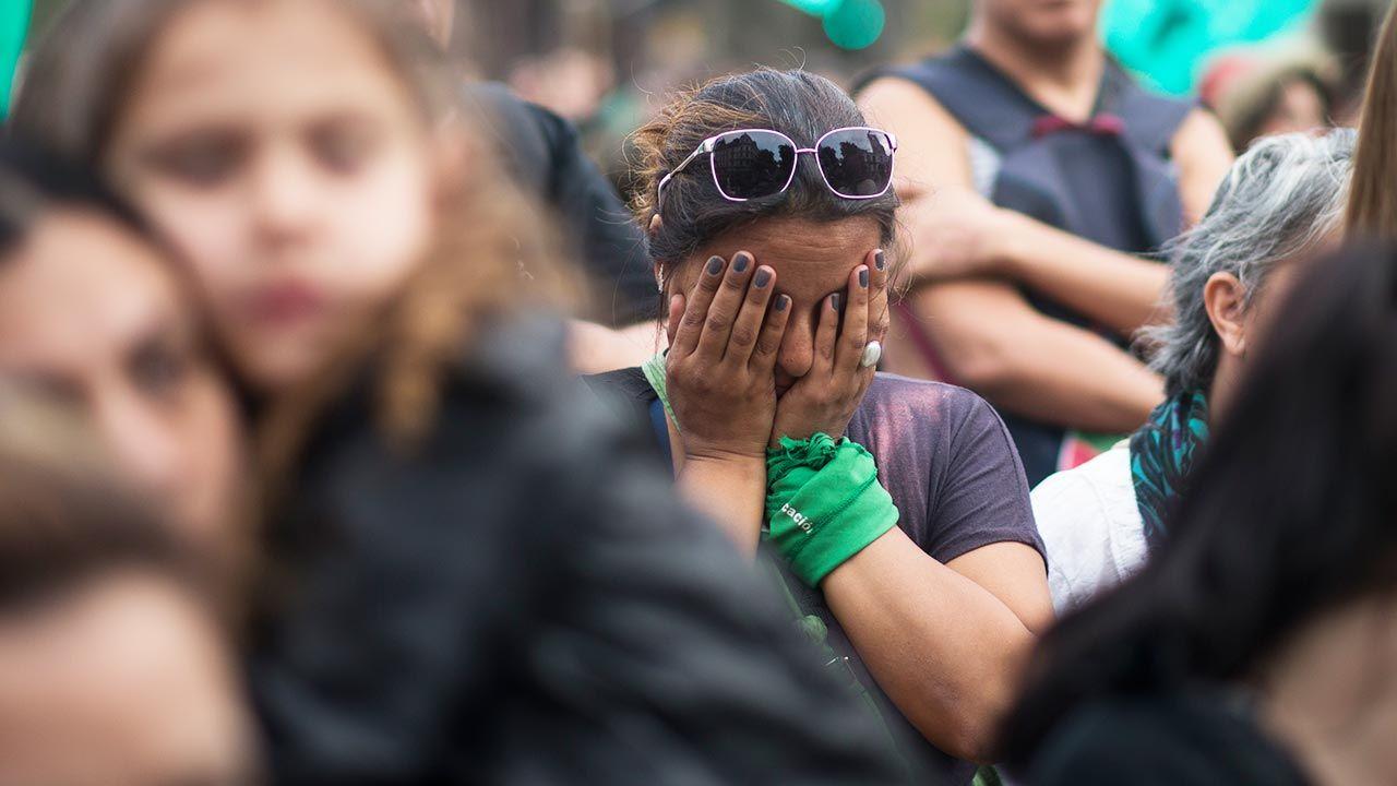 Wcześniej prawo do aborcji przyjęły Urugwaj, Kuba i Gujana (fot.  Mario De Fina/NurPhoto via Getty Images)