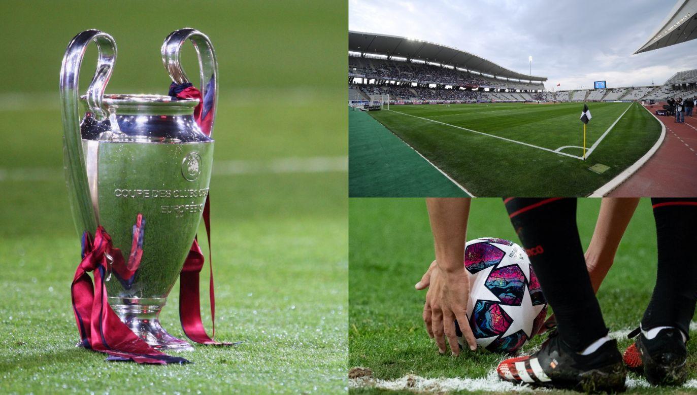 UEFA może przenieść finał Ligi Mistrzów (fot. Getty Images)