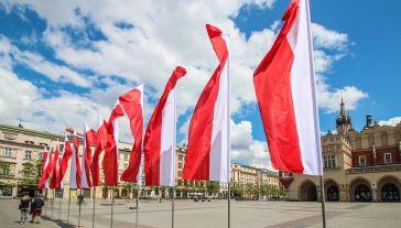 Niemieckie media o kondycji polskiej gospodarki (fot. Michal Fludra/NurPhoto via Getty Images)