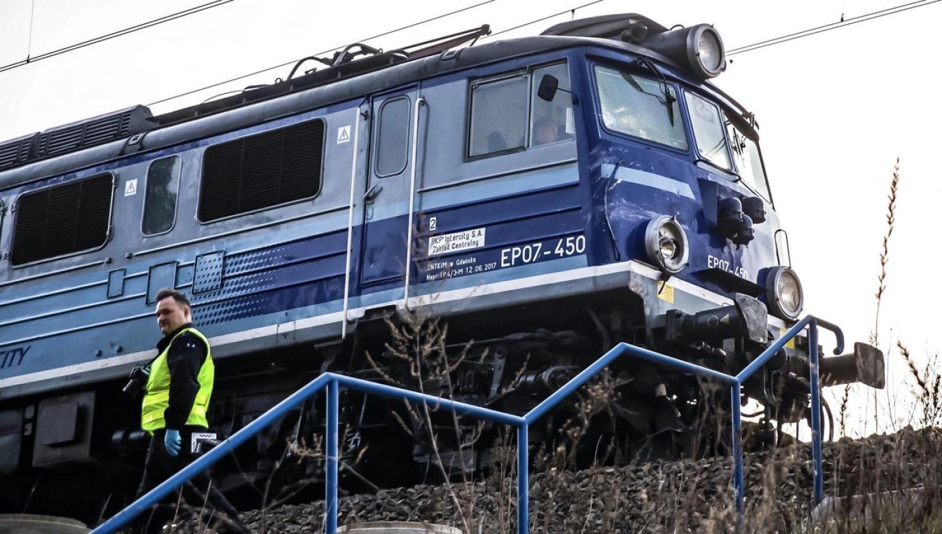 Trwają czynności służb, które mają wyjaśnić okoliczności wypadku (fot. arch.PAP/Bartosz Jankowski, zdjęcie ilustracyjne)