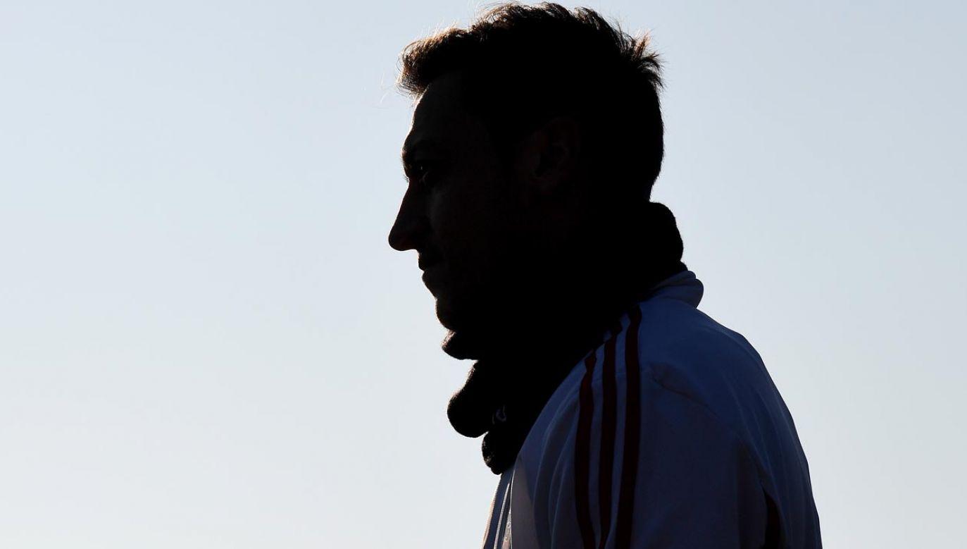 Arsenal zdystansował się od komentarza Özila (fot. Stuart MacFarlane/Arsenal FC via Getty Images)