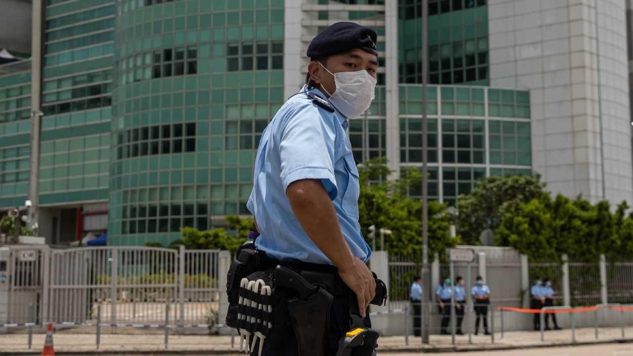 Chińczycy mieli przekazywać oficerowi CIA pieniądze (fot. PAP/EPA/JEROME FAVRE)