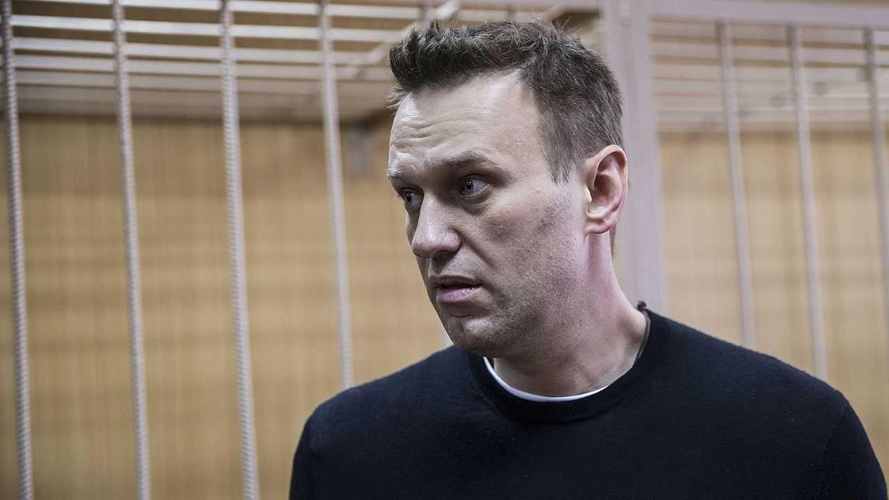 Aleksiej Nawalny padł ofiarą otrucia (fot. Wiki 4.0/Evgeny Feldman)