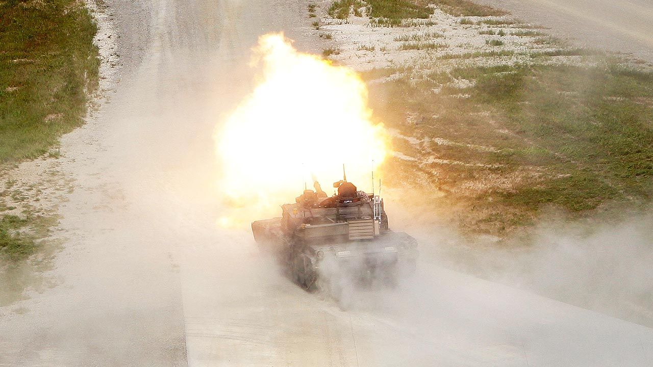 Polska kupi 250 czołgów Abrams (fot. Chung Sung-Jun/Getty Images)