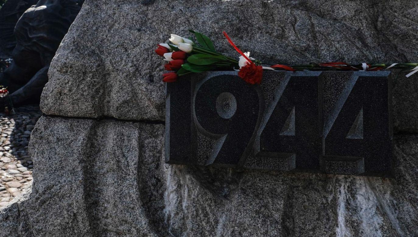O godz. 17, o której 1 sierpnia 1944 roku, 76 lata temu rozpoczął się w Warszawie zryw powstańczy (fot. PAP/Mateusz Marek)