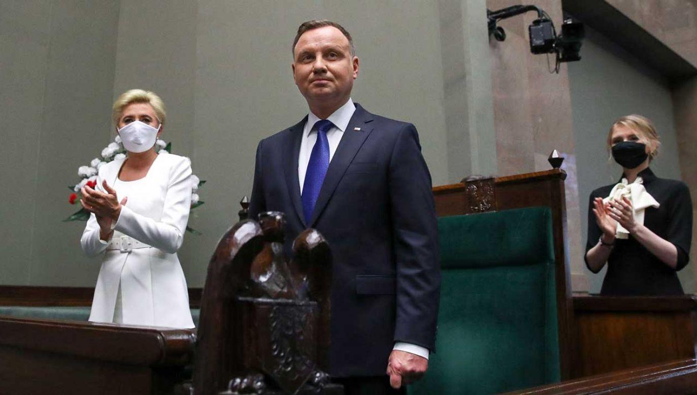 Politycy Koalicji Obywatelskiej z wynikiem wyborów pogodzić się nie chcą i nie potrafią (fot. KPRP/Grzegorz Jakubowski)
