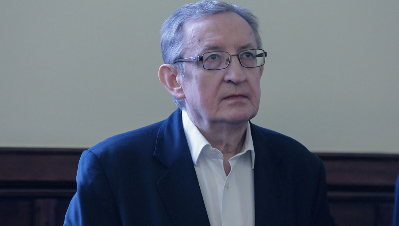 Byłego senatora prawomocnie skazano za korupcję (fot. Forum/Krzysztof Zatycki)