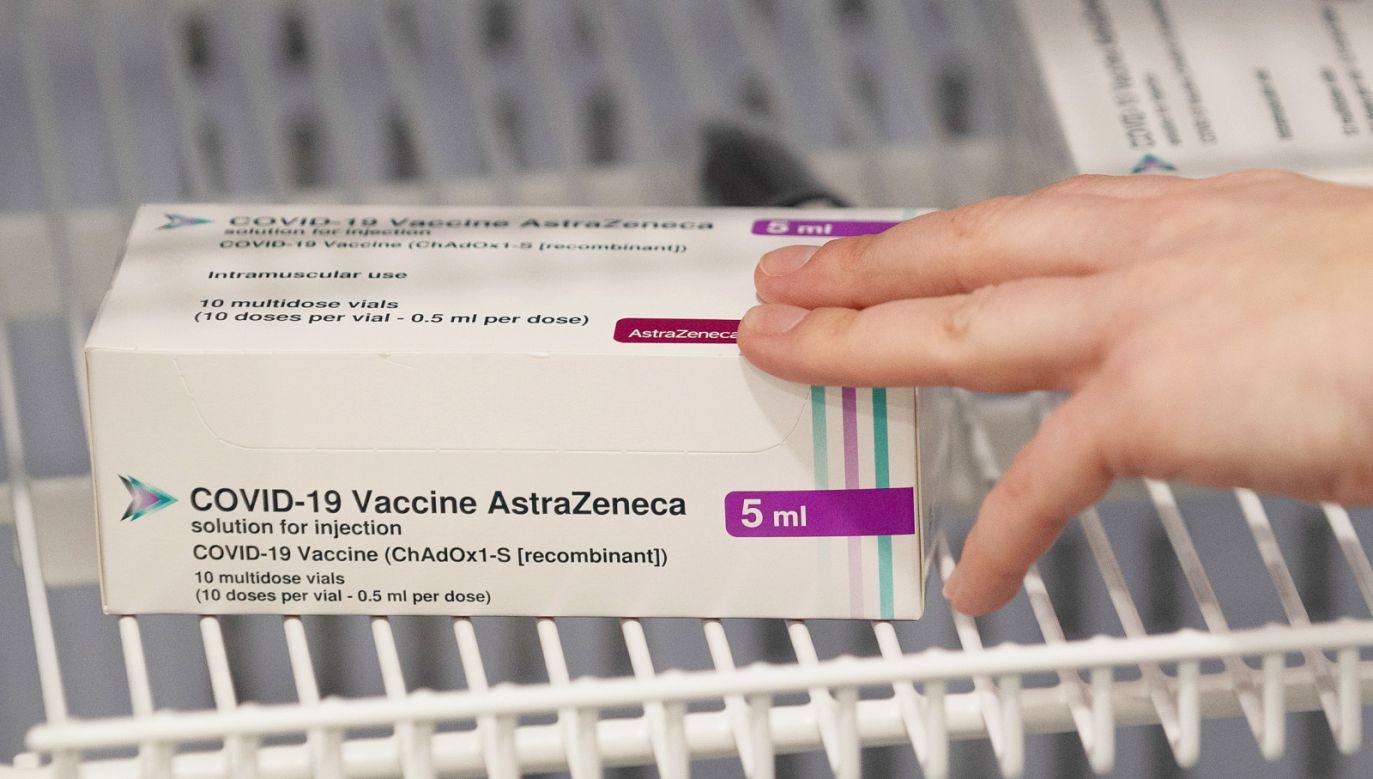 UE zażądała od AstraZeneca planu szybkiego dostarczenia szczepionek (fot. PAP/EPA)