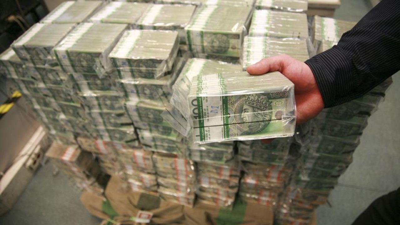 Oszuści zarobili dziesiątki milionów (fot. NBP)