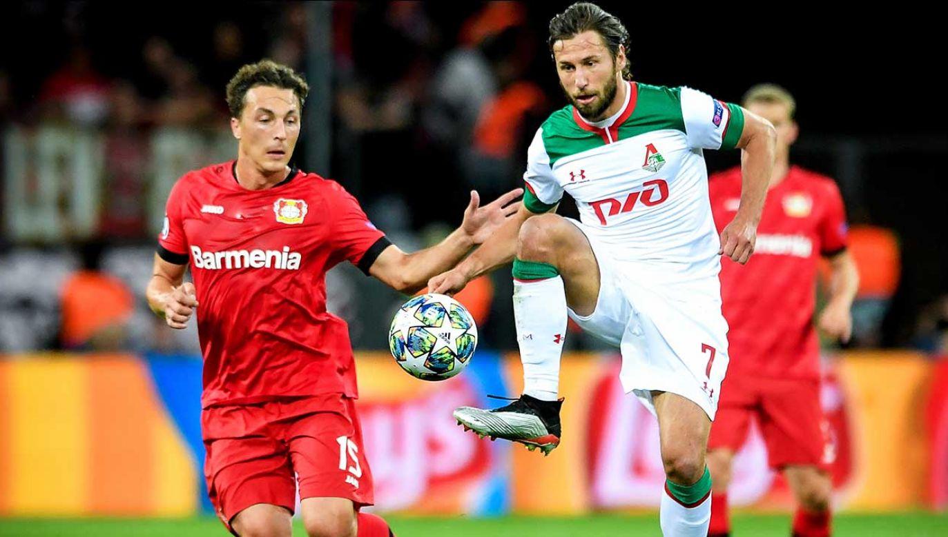 Dla Grzegorza Krychowiaka to już piąta bramka w sezonie (fot. PAP/EPA/SASCHA STEINBACH)