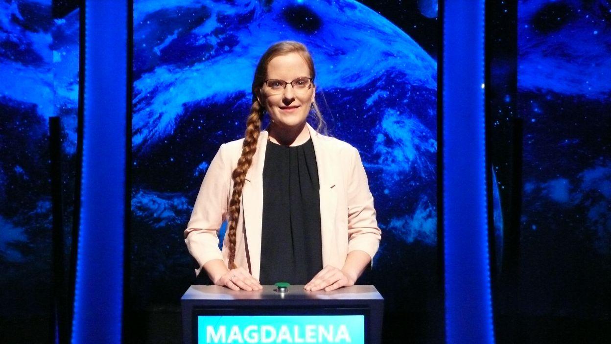 11 odcinek 122 edycji wygrała Pani Magdalena Przydrożna