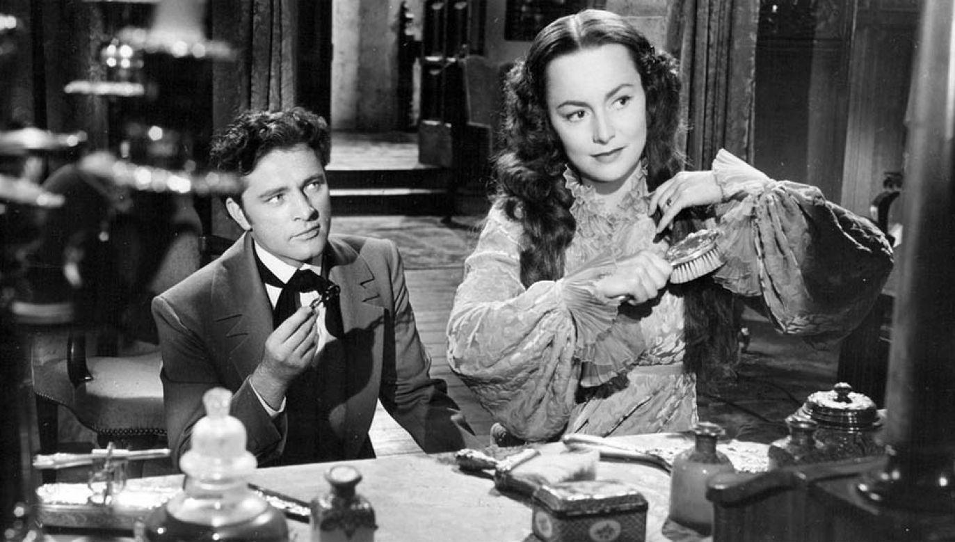 """Olivia de Havilland otrzymała dwa Oscary za role pierwszoplanowe (fot. Wiki/Kadr z filmu """"My Cousin Rachel"""")"""