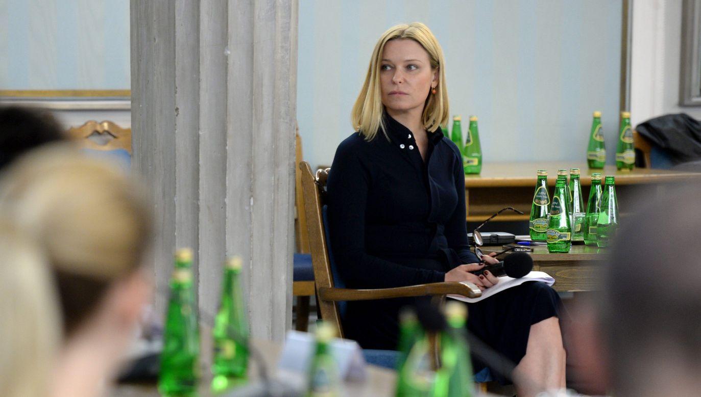 Paulina Młynarska (fot. PAP/Jacek Turczyk)