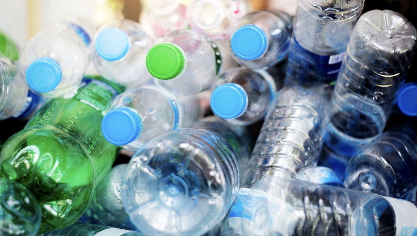 W Polsce ma ruszyć system depozytowy na plastikowe butelki i puszki po napojach (fot. Shutterstock/Teerasak Ladnongkhun)