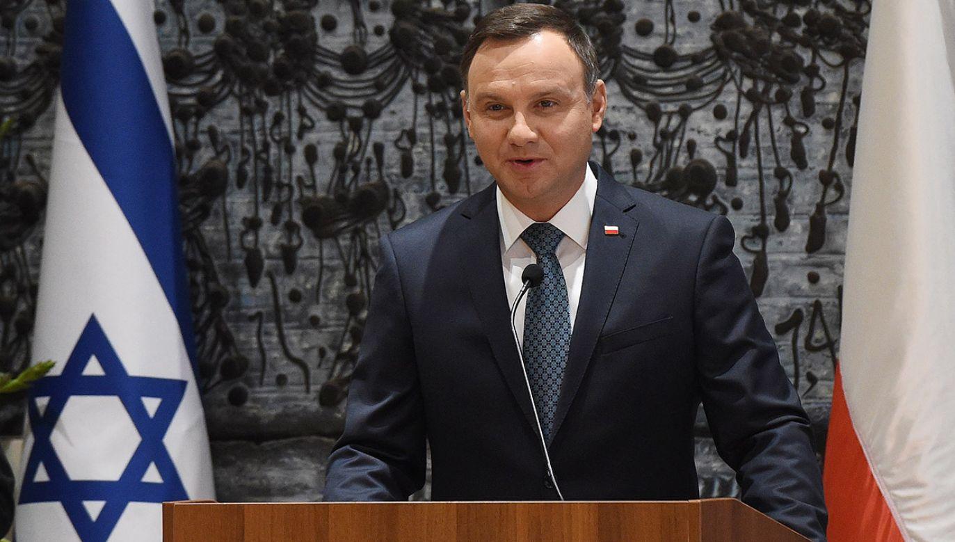 Amerykanie źle ocenili decyzję organizatorów o nieobecności polskiego głosu w Jerozolimie (fot. arch. PAP/Radek Pietruszka)