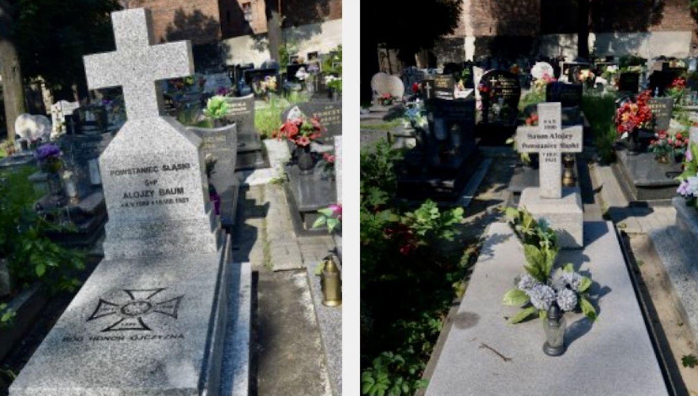 W Rudzie Śląskiej odbędzie się poświęcenie 8 grobów powstańców śląskich (fot. UM Ruda Śląska)