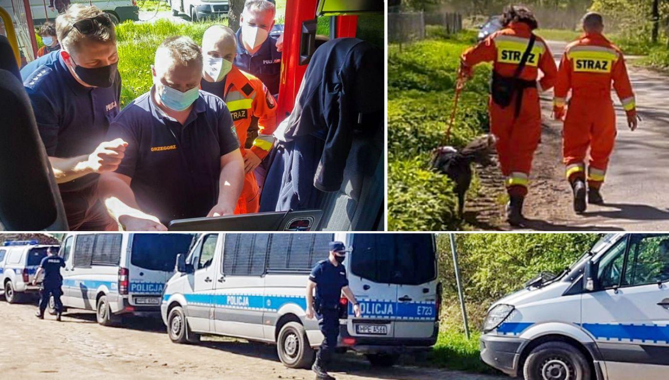 Policjanci proszą osoby, które posiadają jakiekolwiek informacje o zaginionych chłopcach, o kontakt (fot. Policja)