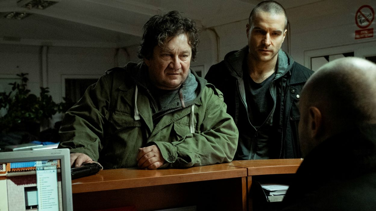 Oprócz głównych bohaterów, na ekranie zobaczymy także Pawła Królikowskiego w roli Doleckiego (fot. R. Pałka)