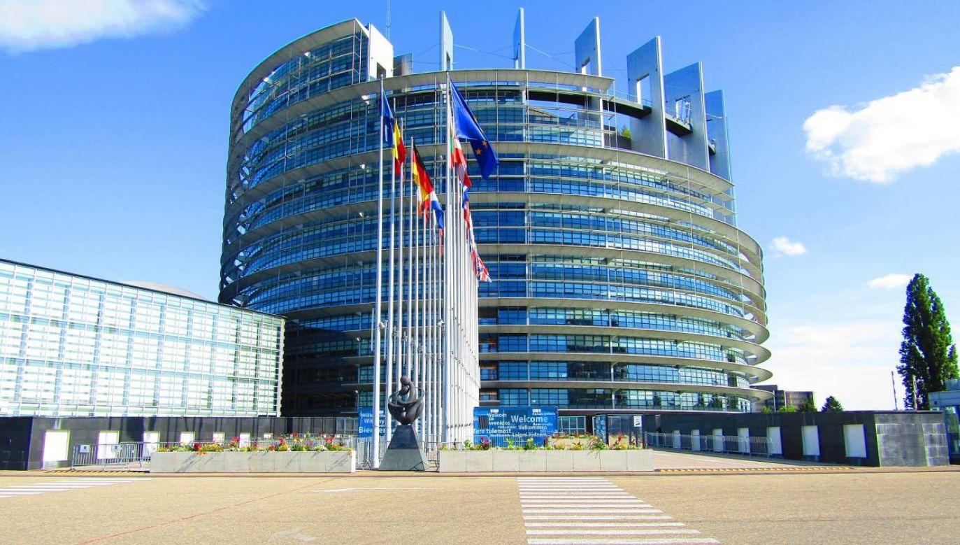 W czwartek Parlament Europejski przegłosował rezolucję ws. Polski (fot. Pixabay Endzeiter)