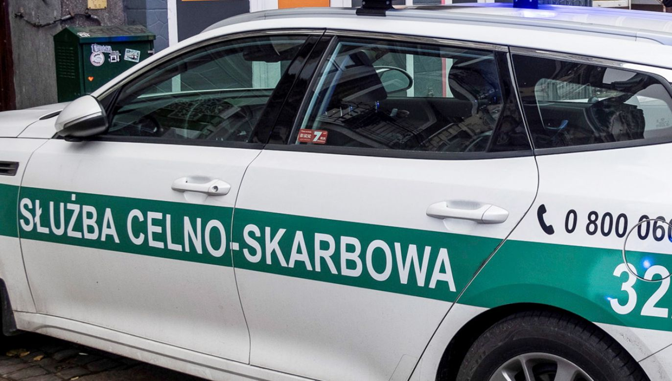 Spółka kupowała towar od zagranicznych dostawców, który następnie odsprzedawała na niemieckim rynku (fot. PAP/Marcin Bielecki)