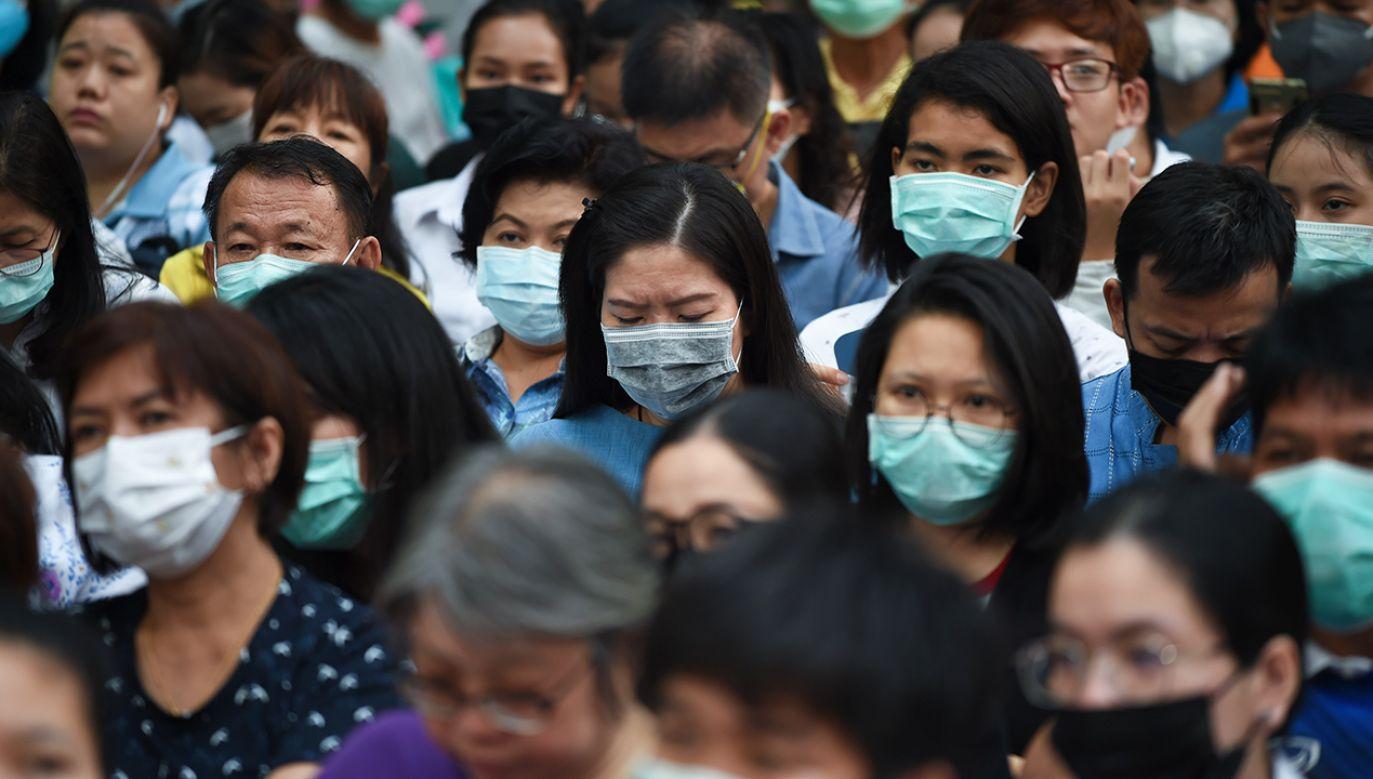 Pochód koronawirusa można co najmniej spowolnić, a może i zatrzymać (fot. Anusak Laowilas/NurPhoto via Getty Images)