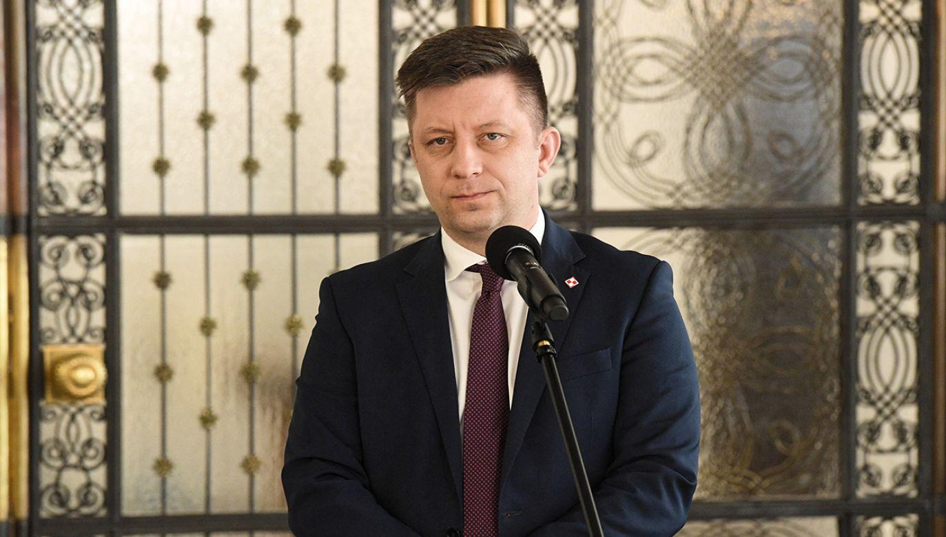 W piątek Sejm ma się zająć projektem PiS ws. rozszerzenia możliwości glosowania korespondencyjnego w wyborach prezydenckich na wszystkich obywateli (fot. PAP/Radek Pietruszka)