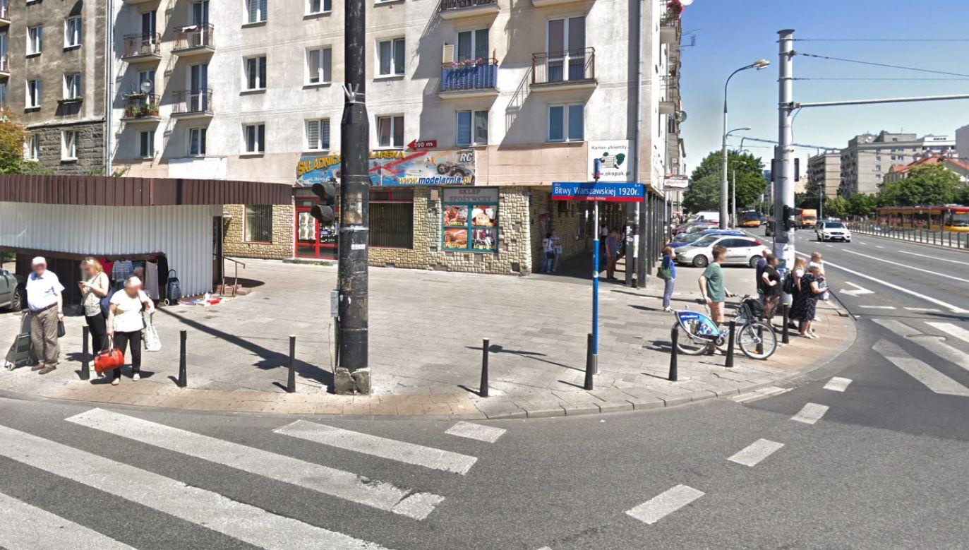 W Żyrardowie sprawę udało się zresztą załatwić i to w sposób, który finalnie wszystkim może wyjść na zdrowie (fot. Google streetview)