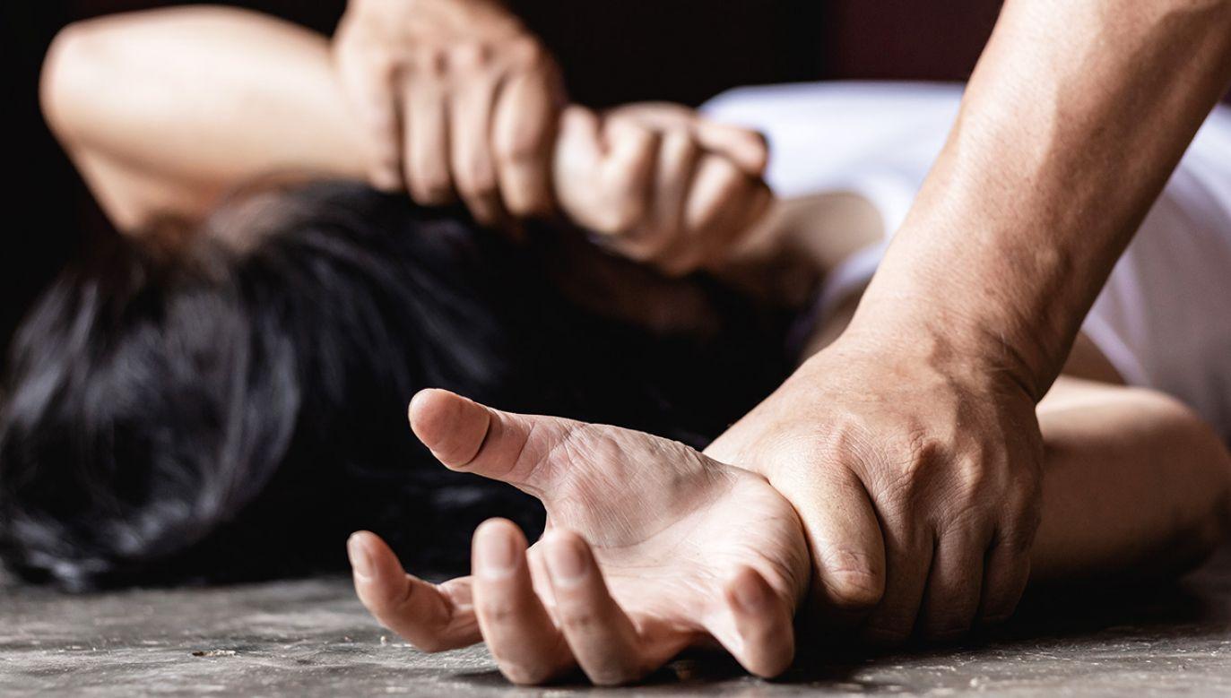 Szacuje się, że 99,1 proc. napaści seksualnych w Indiach wciąż nie jest zgłaszanych (fot. Shutterstock/ HTWE)