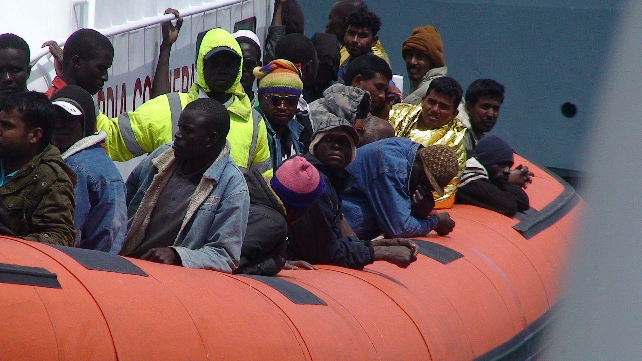 Od początku tego roku na Morzu Śródziemnym zginęło co najmniej 950 osób (fot. flickr.com/gisella g)