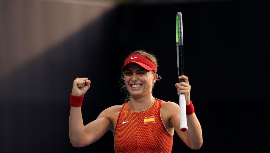 Paula Badosa (fot. Getty Images)