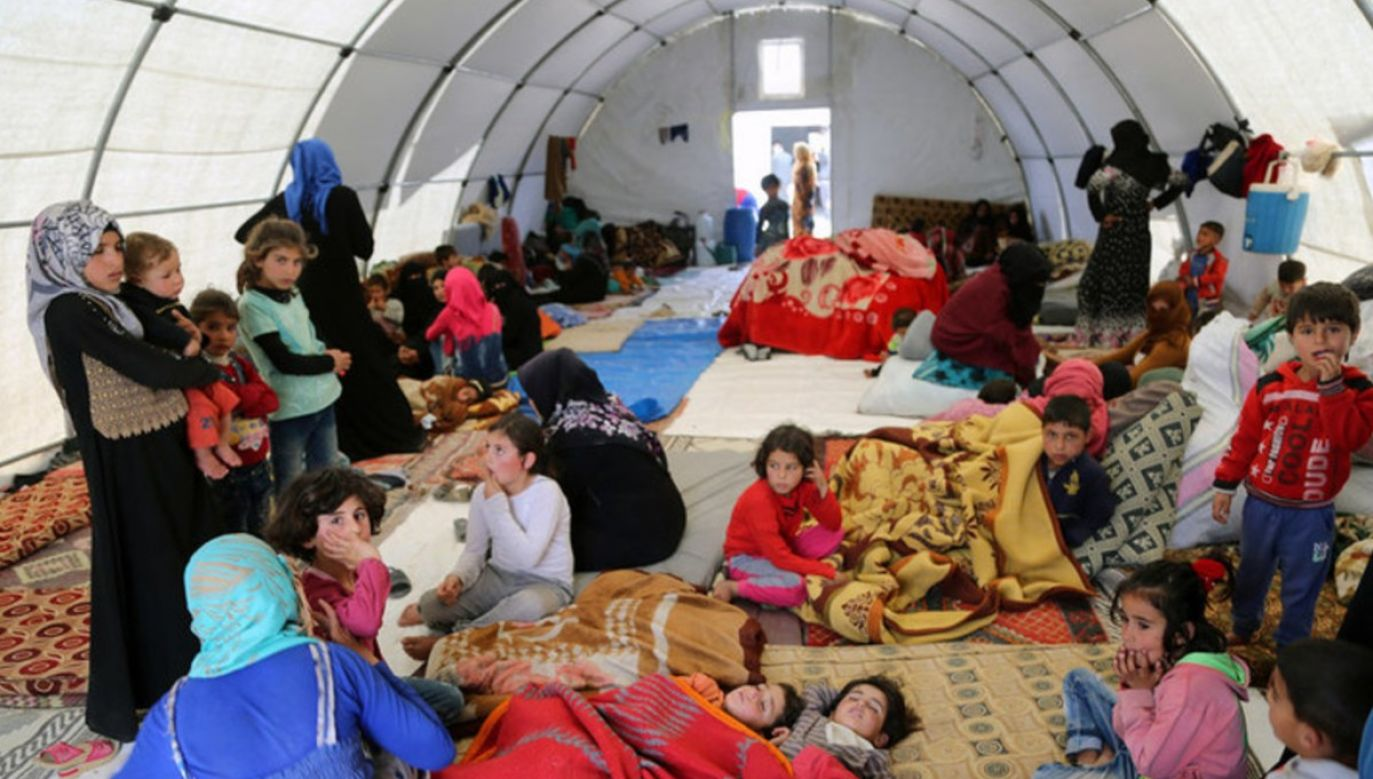 Syrii grozi katastrofa humanitarna (fot. UN)