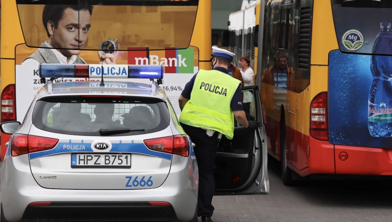 Prokuratura zabrała głos m.in. w sprawie obecności narkotyków w organizmie kierowcy (fot. PAP/Tomasz Gzell)